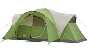 best coleman 8 person cabin tent