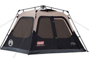 best coleman instant cabin tent