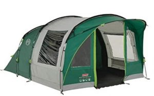 best coleman tunnel tent with 2 rooms