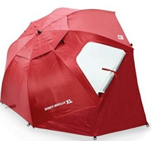Best extra large beach umbrella for windy condition