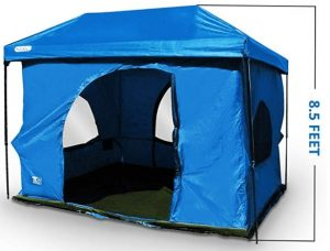 best cabin tent for rain
