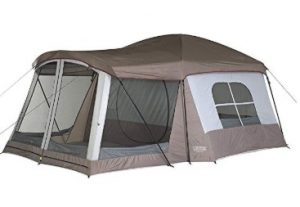 best tent for rainy conditions