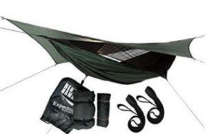 best one man hammock tent