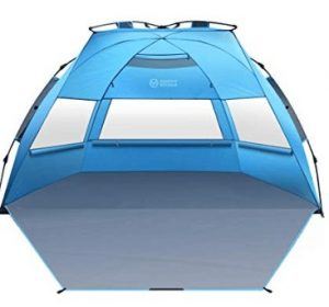 Best portable beach tent for family