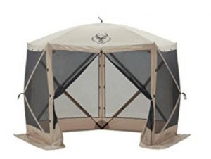 Floorless screen tent