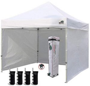 instant canopy tent for commercial use