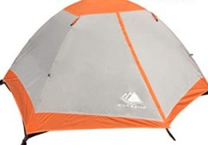 best lightweight tent for 1 and 2 tall people