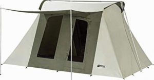 best large tall canvas cabin tent