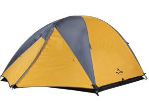 best water and wind resistant tent for small groups