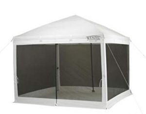 best portable screen tent
