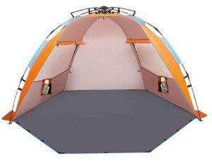 best portable beach tent