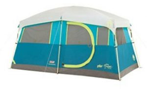 coleman cabin tents for 6 man