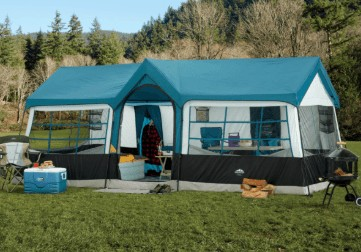 what is a cabin tent