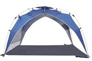 Lightspeed Quick Canopy Instant Pop Up Beach Tent for Family