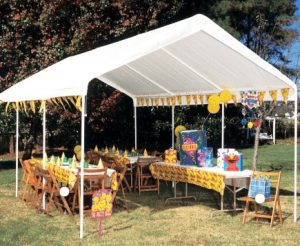What is the best easy up canopy
