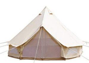 best canvas winter tent