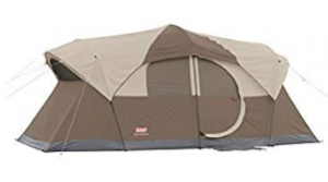 10 man tunnel tent with screen room