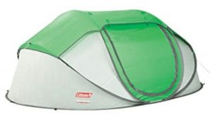 best 4 person pop up tent