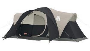 best coleman 8 man outdoor camping tent