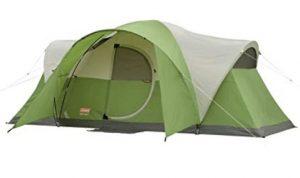 8 man tunnel tent