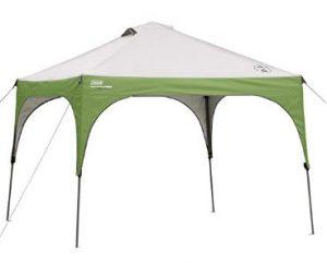 best coleman canopy tent