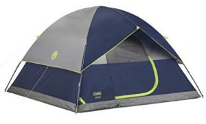 best easy setup coleman 4 person 4 season tent