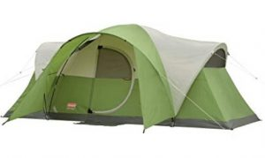 best large coleman family tent