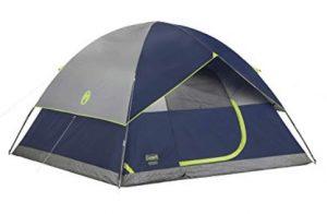 best rainproof tent with welded leak seams