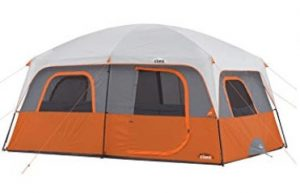 Best core 10 person cabin tents for large family