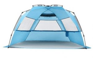 best beach tent for wind