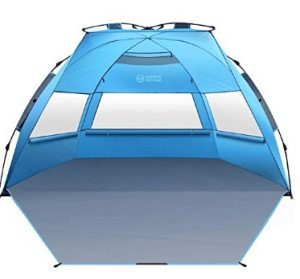 best pop up beach tent for family