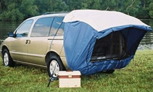 tent for back of explorer suv