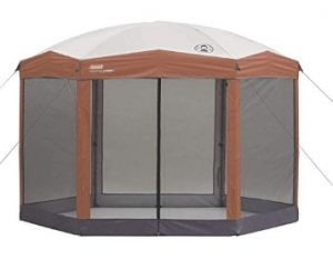 best screenhouse for family beach camping