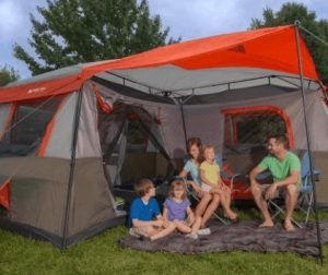 What is the best tent for family camping