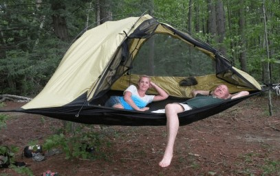 Who makes the best camping hammock tent