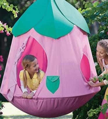 cocoon hanging tree tent