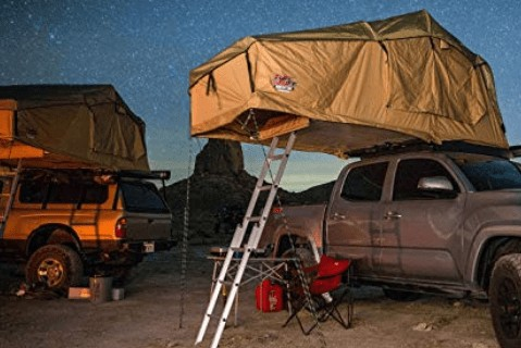 best large rooftop tent
