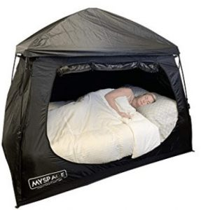 adult and kids bed tent for indoor use