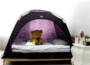 best floorless bed tent