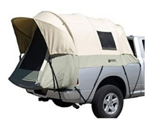 canvas truck bed tent