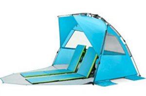 beach tent wind resistant