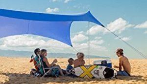 best tall beach canopy