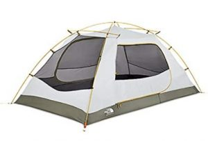 north face 4 season tent with 2 doors