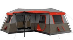 best ozark trail 12 person instant cabin tent