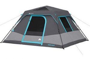 Best Ozark Trail 6 person cabin tent