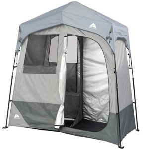 best ozark trail shower tent with 2 rooms