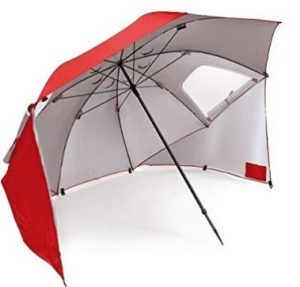 pop up beach umbrella