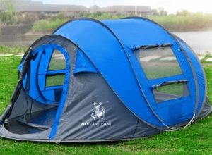 Are pop up tents any good