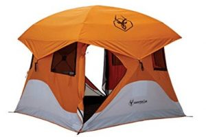 best 4 man portable pop up tent