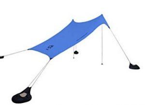 best easy setup beach tent for wind